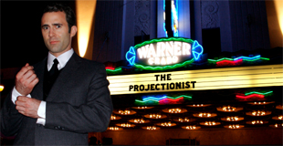 Projectionist Marquee